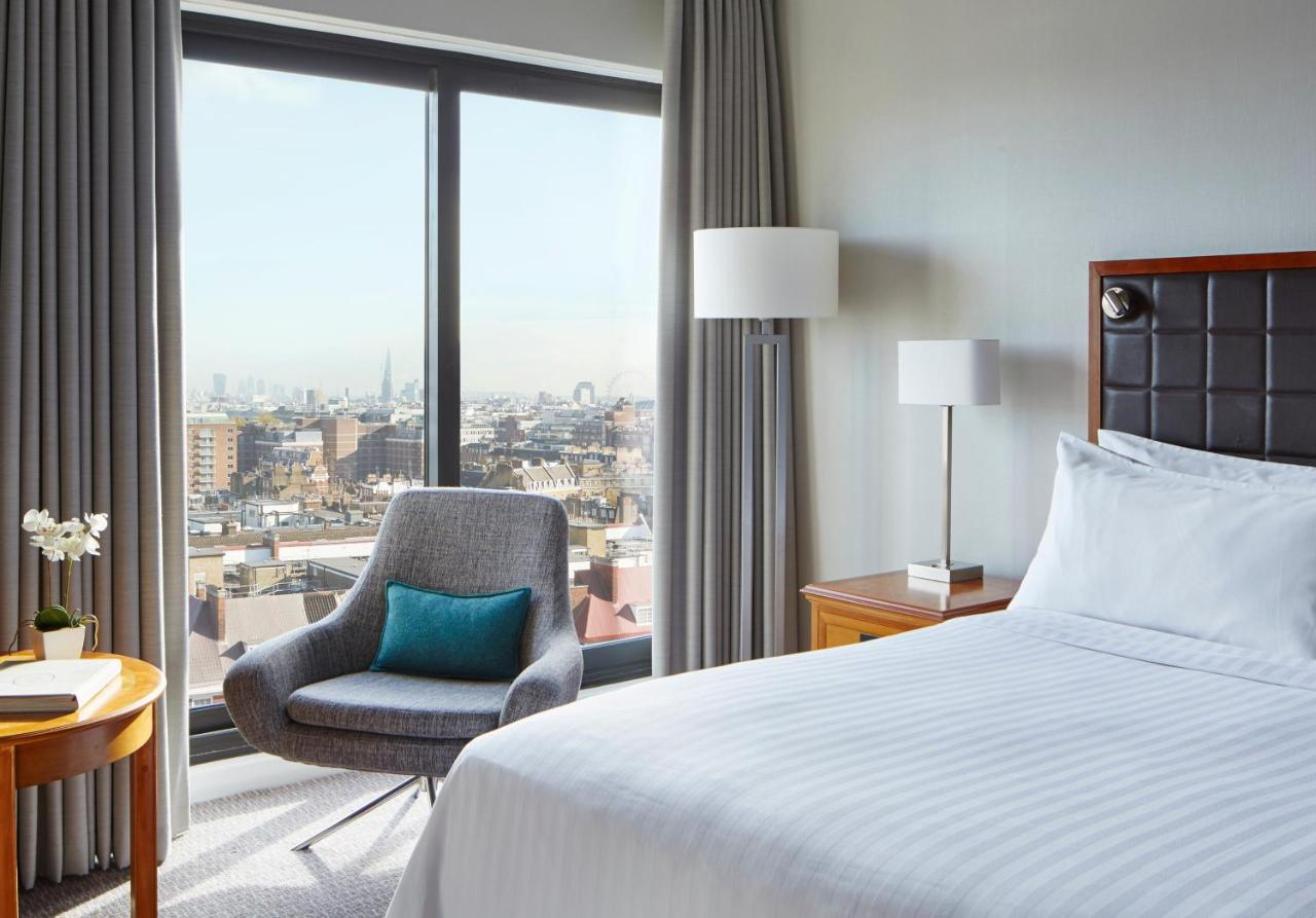 London Marriott Hotel Marble Arch - Laterooms