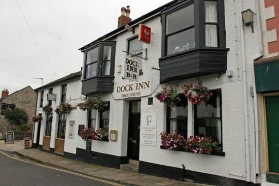 The Dock Inn - Laterooms