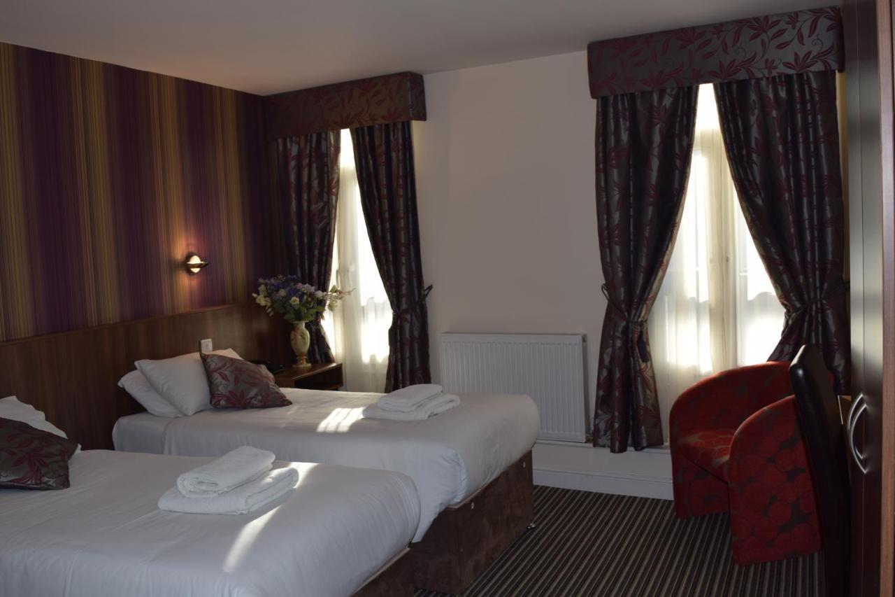 Star Anglia Hotel - Laterooms