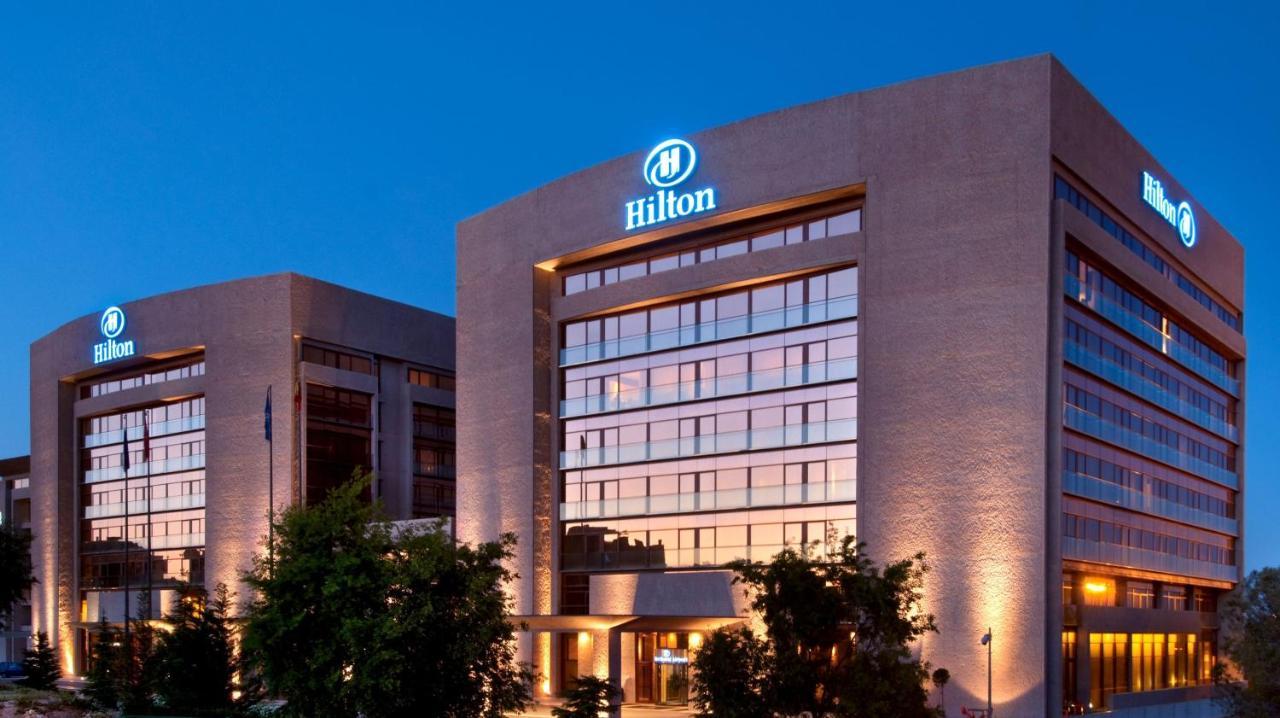 Hilton Madrid Airport - Laterooms