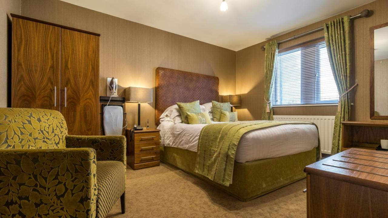 Hunday Manor Country House Hotel - Laterooms