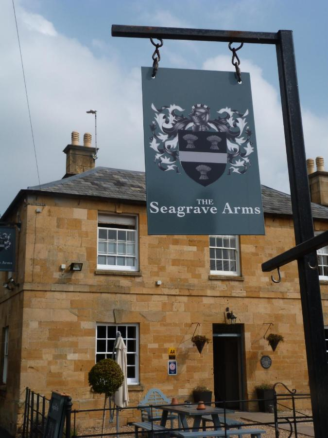 The Seagrave Arms - Laterooms