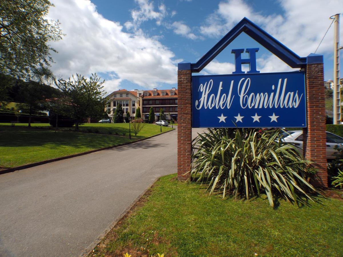 Hotel Comillas - Laterooms