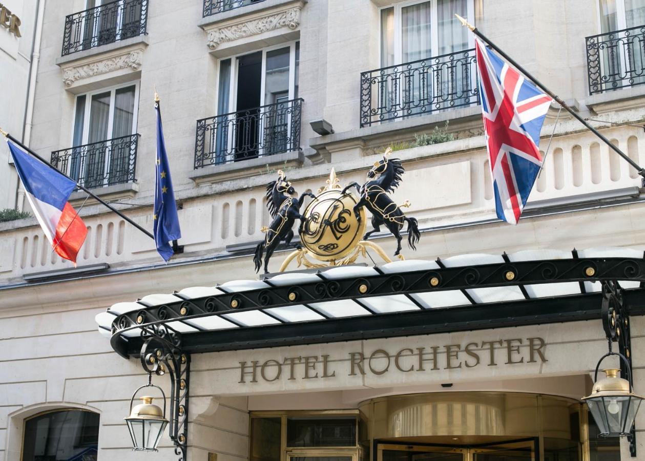 Rochester Champs Elysées - Laterooms