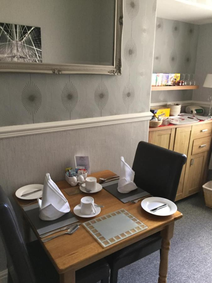 Storrbeck Guest House - Laterooms