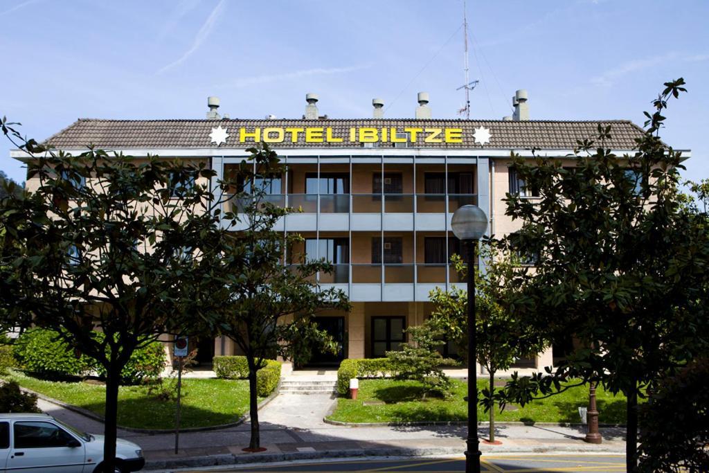 Hotel Ibiltze - Laterooms