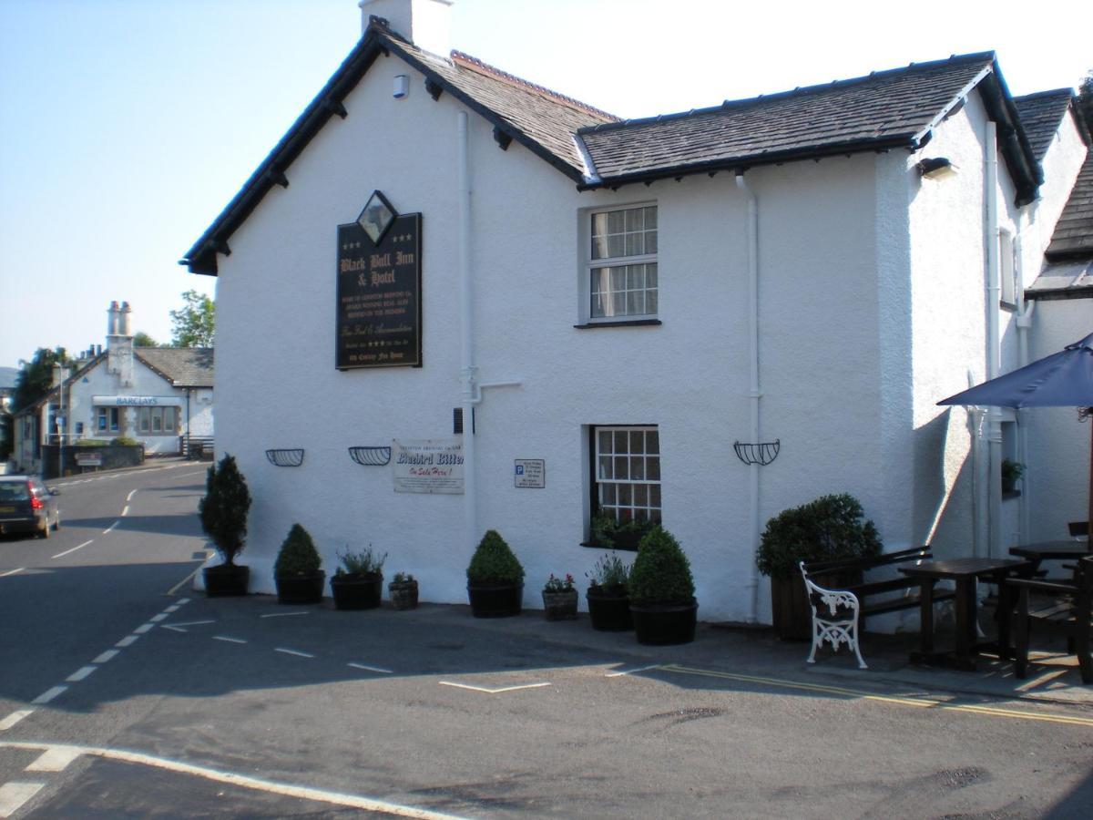 Black Bull Inn and Hotel - Laterooms