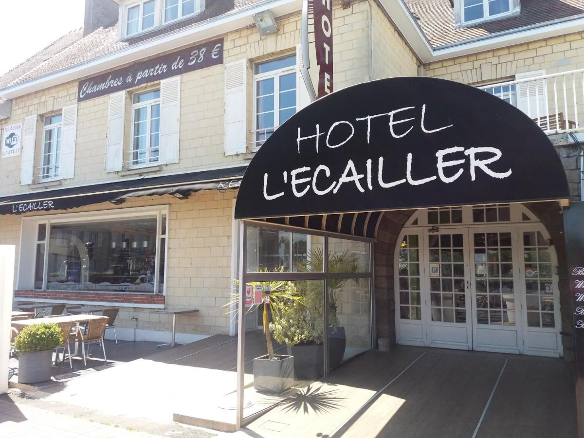 Hotel L'Ecailler - Laterooms