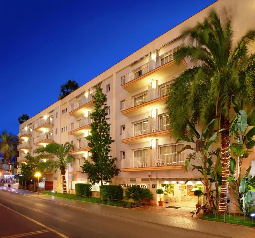 BEST WESTERN Hotel Les Palmeres - Laterooms