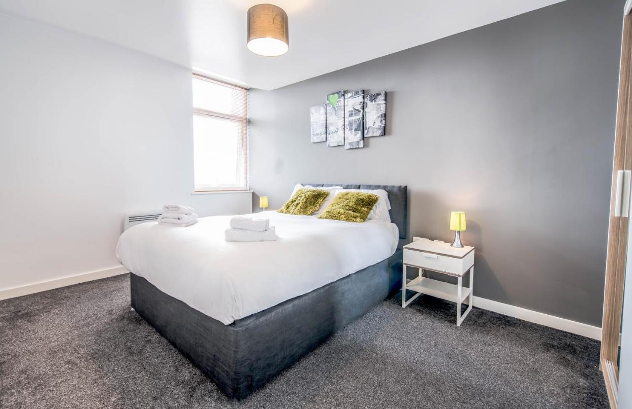 Rotana Apartments - Laterooms