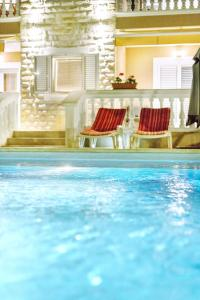 The swimming pool at or close to Vila Vodice