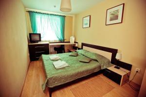 Yasnaya Polyanaにあるベッド