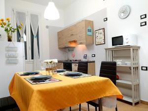 A cozinha ou cozinha compacta de Apartment Nice Venice