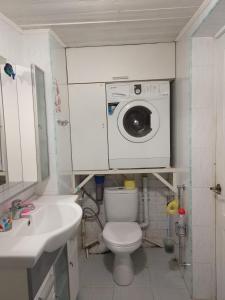Ванная комната в House Krasnodarskaya 3