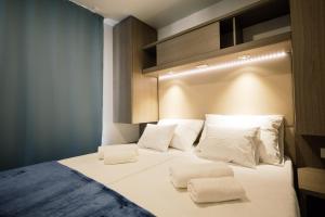 Krevet ili kreveti u jedinici u objektu Ks Holidays