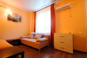 Гостиная зона в Studio on Zvezdnaya