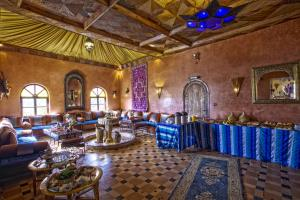 A restaurant or other place to eat at Hotel Kasbah Le Mirage & Spa