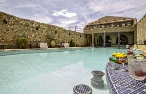 The swimming pool at or near Hotel Kasbah Le Mirage & Spa