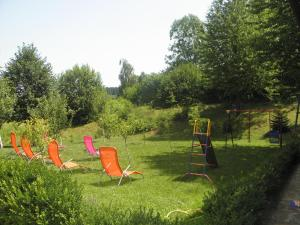 Children's play area at House Sebalj