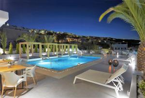 The swimming pool at or near Callia Retreat Suites - Adults Only