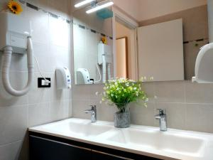 Um banheiro em Apartment Nice Venice