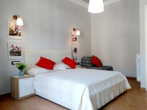 Cama ou camas em um quarto em Apartment Nice Venice