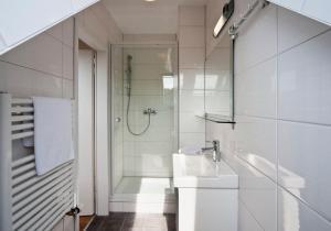 A bathroom at Bed & Breakfast BonnaNotte