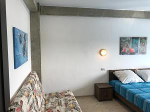 Гостиная зона в Апартаменты Ivanovo-City на Кузнецова 67