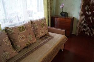 Гостиная зона в Apartment na L'va Tolstogo 52
