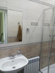 Ванная комната в Dzerzhinskogo 122