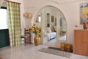 Area soggiorno di Villa Gelsomino