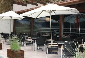 Un restaurante o sitio para comer en Hotel Rural - El Rincón de Don Pelayo