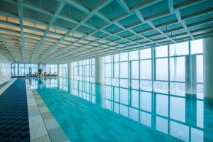 The swimming pool at or near Park Hyatt Guangzhou