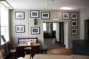 A restaurant or other place to eat at The Mitre Inn