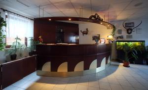 Lobby/Rezeption in der Unterkunft Gasthof Fuchsbergklause