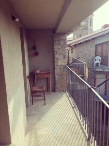 Un balcón o terraza en Cal Son