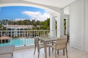 A view of the pool at 5231 BEACH CLUB PENTHOUSE or nearby