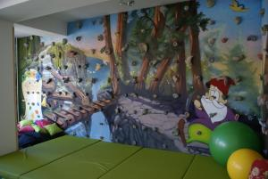 Children staying at Hotel Metropol
