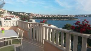 A balcony or terrace at Villa Queen