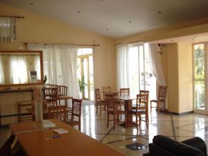 Εστιατόριο ή άλλο μέρος για φαγητό στο Cybele Guest Accommodation