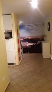Kuchnia lub aneks kuchenny w obiekcie Apartament Smyka
