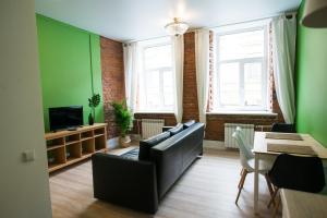 Гостиная зона в Smart Apart