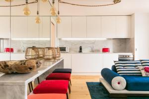 A kitchen or kitchenette at Alquimia Das Virtudes - Amazing Douro View