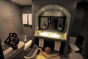 Ванная комната в Riad Dar Haven