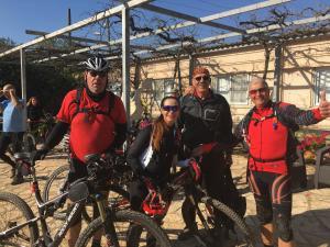 רכיבה על אופניים ב-ענבר אירוח כפרי או בסביבה