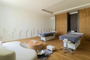Spa and/or other wellness facilities at Nikki Beach Resort & Spa Dubai