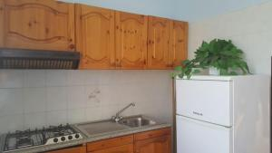 A kitchen or kitchenette at Jolly Residence