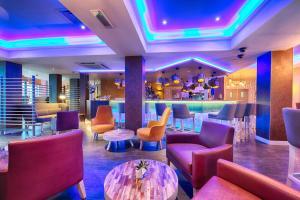 Salone o bar di Leonardo Royal Edinburgh Haymarket