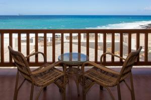 Un balcón o terraza de Hotel el Mirador de Fuerteventura