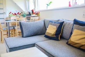Część wypoczynkowa w obiekcie Apartament MER - Idealny dla Ciebie